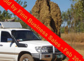 Accommodation & Tourism Business in Darwin City