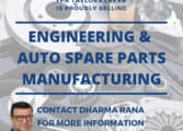 Manufacturing / Engineering Business in Derrimut