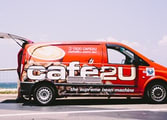 Cafe2U franchise opportunity in Hume ACT