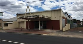 Shop & Retail commercial property for lease at 136 Forrest Street Collie WA 6225