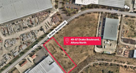 Development / Land commercial property for lease at 49-67 Drake Boulevard Altona North VIC 3025