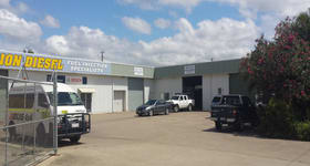 Factory, Warehouse & Industrial commercial property sold at Park Avenue QLD 4701