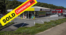 Shop & Retail commercial property sold at 92 Main South Road Old Reynella SA 5161