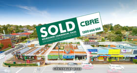 Shop & Retail commercial property sold at 118A-122 Canterbury Road Blackburn South VIC 3130