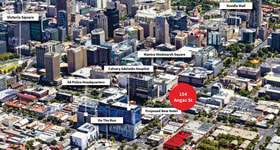 Factory, Warehouse & Industrial commercial property sold at 154 Angas Street Adelaide SA 5000