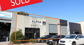 Factory, Warehouse & Industrial commercial property sold at 4/67 Industrial Drive Braeside VIC 3195