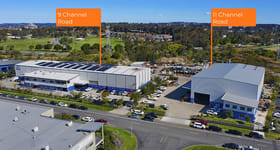 Factory, Warehouse & Industrial commercial property sold at 9 & 11 Channel Road Mayfield West NSW 2304