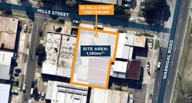 Development / Land commercial property sold at 30 Mills  Street Cheltenham VIC 3192