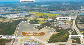 Development / Land commercial property sold at 64 Foxwell Road Coomera QLD 4209