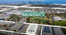 Factory, Warehouse & Industrial commercial property for lease at 411-413 Victoria Street Brunswick VIC 3056