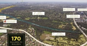 Development / Land commercial property sold at 170 Bulleen Road Bulleen VIC 3105