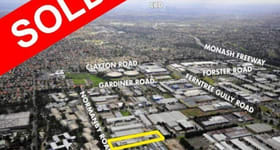 Factory, Warehouse & Industrial commercial property sold at 65 - 69 Normanby Road Notting Hill VIC 3168
