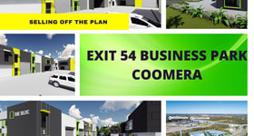 Factory, Warehouse & Industrial commercial property for sale at 20/Lot 3 54 Business Park Coomera QLD 4209