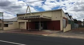 Showrooms / Bulky Goods commercial property for lease at 136 Forrest Street Collie WA 6225