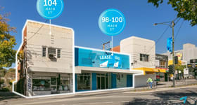 Offices commercial property for lease at 98-104 Main Street Greensborough VIC 3088