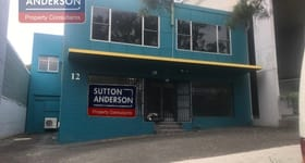 Factory, Warehouse & Industrial commercial property for lease at 12 Whiting Street Artarmon NSW 2064