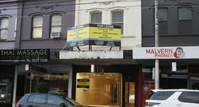 Retail commercial property for lease at 89 Glenferrie Road Malvern VIC 3144