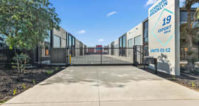 Factory, Warehouse & Industrial commercial property for sale at Unit 16/16/19 Export Drive Brooklyn VIC 3012