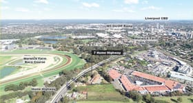 Industrial / Warehouse commercial property for lease at 7 Hume Highway Warwick Farm NSW 2170