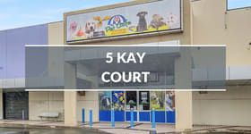 Showrooms / Bulky Goods commercial property for lease at 5 Kay Court Mackay QLD 4740