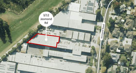Factory, Warehouse & Industrial commercial property for lease at 12 Jesmond Road Croydon VIC 3136