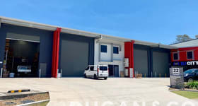 Factory, Warehouse & Industrial commercial property for lease at 2/22 Hugo Place Mansfield QLD 4122