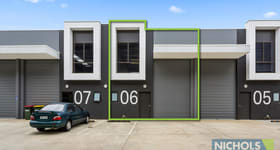 Industrial / Warehouse commercial property leased at 6/337 Bay Road Cheltenham VIC 3192