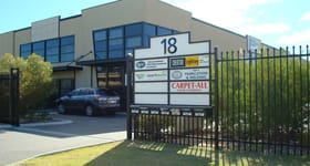 Industrial / Warehouse commercial property for lease at 2/18 Oxleigh Drive Malaga WA 6090
