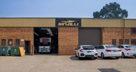Factory, Warehouse & Industrial commercial property leased at 4/4 Artisan Road Seven Hills NSW 2147