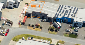 Factory, Warehouse & Industrial commercial property sold at Unit 1, 31 Tacoma Circuit Canning Vale WA 6155