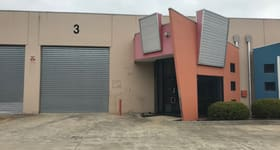 Industrial / Warehouse commercial property for lease at 3/6-8 Hogan Court Pakenham VIC 3810