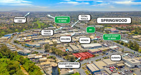 Factory, Warehouse & Industrial commercial property for lease at 7-9 Carlyle Street Slacks Creek QLD 4127