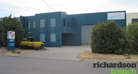 Showrooms / Bulky Goods commercial property for sale at 481 Hammond Road Dandenong South VIC 3175