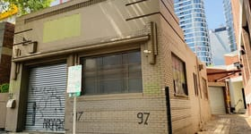 Factory, Warehouse & Industrial commercial property for lease at 97 Dudley Street West Melbourne VIC 3003