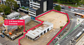 Showrooms / Bulky Goods commercial property for lease at 2-16 Swan Street Cremorne VIC 3121
