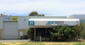 Industrial / Warehouse commercial property for lease at 21 Belgravia Street Belmont WA 6104