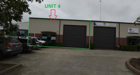 Factory, Warehouse & Industrial commercial property for lease at Unit 4/1 Shipley Drive Rutherford NSW 2320