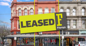 Shop & Retail commercial property leased at 272 Brunswick Street Fitzroy VIC 3065