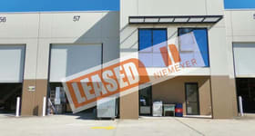 Factory, Warehouse & Industrial commercial property leased at 45 Powers Road Seven Hills NSW 2147