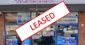 Shop & Retail commercial property leased at Shop 8/226-240 Queen St Campbelltown NSW 2560