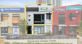 Medical / Consulting commercial property for lease at Unit 10A/3352 Pacific Highway Springwood QLD 4127