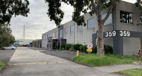 Factory, Warehouse & Industrial commercial property for lease at Unit 1 / 359 Plummer Street Port Melbourne VIC 3207