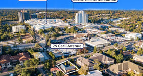 Medical / Consulting commercial property for lease at 79 Cecil Avenue Castle Hill NSW 2154