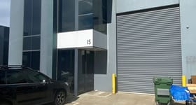 Factory, Warehouse & Industrial commercial property for lease at Unit 15 & 19/21-22 National Drive Hallam VIC 3803