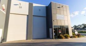 Factory, Warehouse & Industrial commercial property leased at 11/33-47 Leggo Court Dandenong South VIC 3175