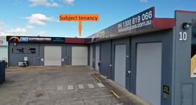 Factory, Warehouse & Industrial commercial property for lease at 2/10 Lear Jet Drive Caboolture QLD 4510