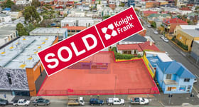 Factory, Warehouse & Industrial commercial property sold at 290-296 Argyle Street North Hobart TAS 7000