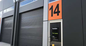 Factory, Warehouse & Industrial commercial property for lease at 14/6-14 Wells Road Oakleigh VIC 3166