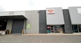Factory, Warehouse & Industrial commercial property for lease at 8/25 Bald Hill Road Pakenham VIC 3810