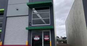 Factory, Warehouse & Industrial commercial property for lease at 1/18 Sette Circuit Pakenham VIC 3810